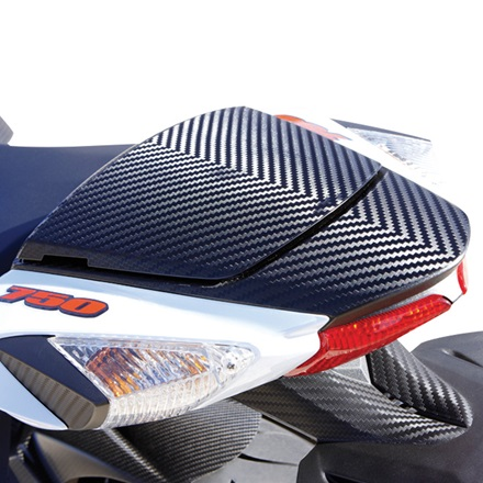 Carbon Pattern Seat Cowling picture
