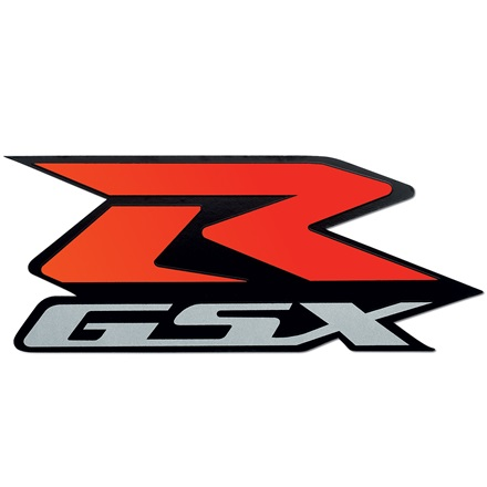 GSX-R Logo Decal picture
