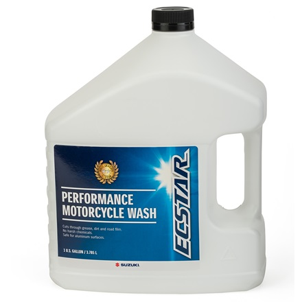 ECSTAR Motorcycle Wash 1 Gallon picture