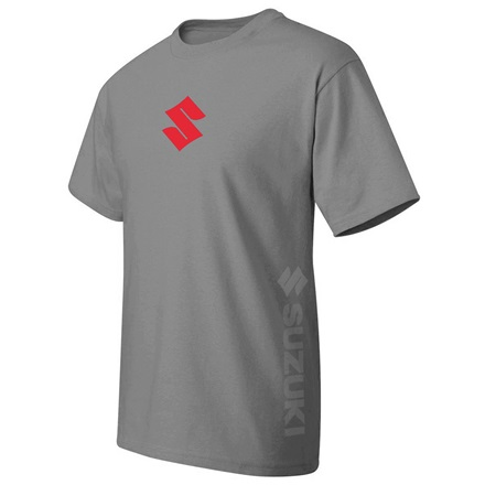 S Line Tee, Gray picture