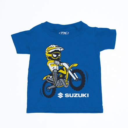 Suzuki Dirt Bike picture