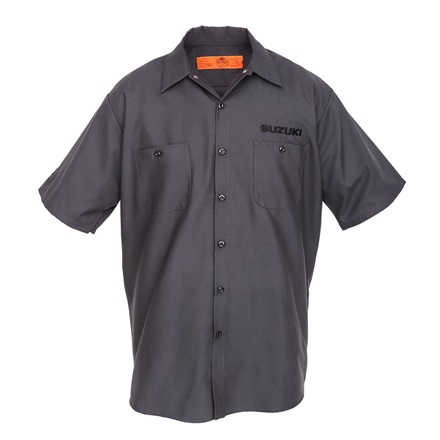Mechanics Shirt, Charcoal picture
