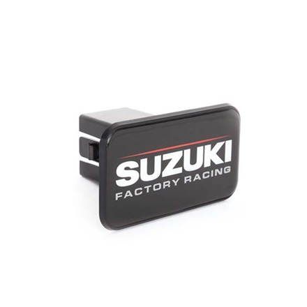 Suzuki Factory Racing Hitch Cover picture