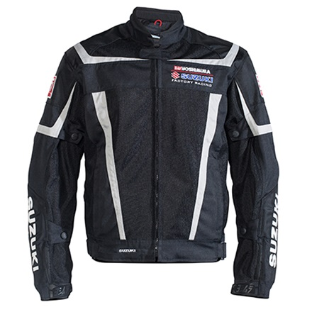 Yoshimura Suzuki Factory Racing Mesh Jacket picture