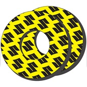 Grip Donuts, Yellow/Black