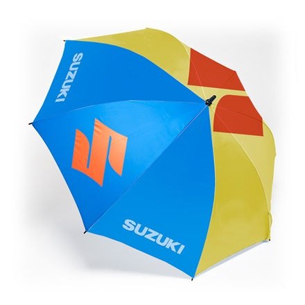 Suzuki Umbrella, Blue/Yellow picture