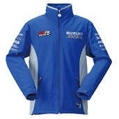 20 Team SUZUKI ECSTAR Softshell Jacket