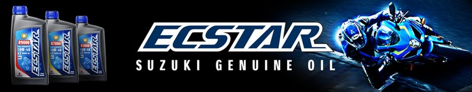 Suzuki ECSTAR Genuine Oil